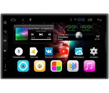 Универсальное головное устройство 2Din Android 5.1