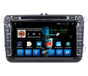 """Штатное головное устройство для Volkswagen, Skoda, Экран 8"""""""