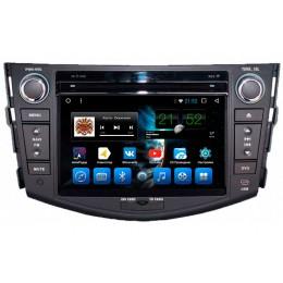 """Штатное головное устройство для Toyota Rav4 30 Экран 7"""""""