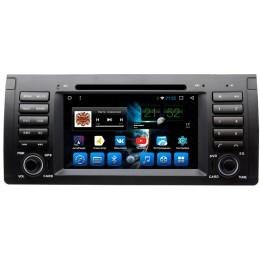 """Штатное головное устройство для BMW E39 / E53 Экран 7"""""""