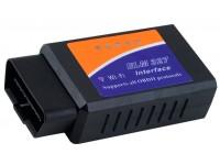 Диагностический сканер ELM 327 v.1.5 OBD II Wi-Fi для iOS и Android
