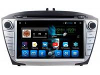 Штатное головное устройство для Hyundai IX35 на OS Android 7.1.1