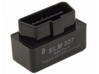 Диагностический сканер ELM 327 v.2.1 OBD II Bluetooth для iOS и Android