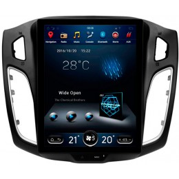 """Штатное головное устройство для Ford Focus III Экран 12,1"""""""