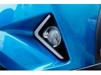 Дневные ходовые огни Led для Toyota Rav 4