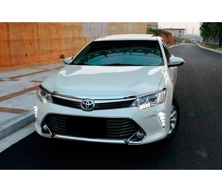 Дневные ходовые огни Led Toyota Camry XV55