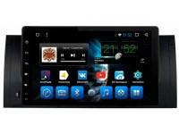 "Штатное головное устройство для BMW 5 E39 / X5 E53 на OS Android 7.1.1 Экран 9"""