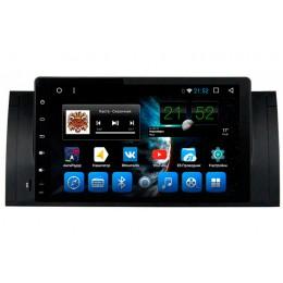 """Штатное головное устройство для BMW E39 / E53 Экран 9"""""""