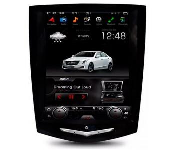 """Штатное головное устройство для Cadillac CTS Экран 10,4"""""""