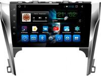 Штатная мультимедийная система на OS Android 7.1.1 для Toyota Camry XV50