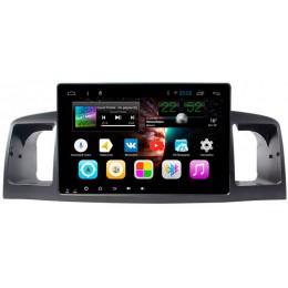 """Штатное головное устройство для Toyota Corolla E120 Экран 9"""""""
