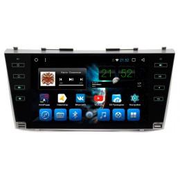 """Штатное головное устройство для Toyota Camry XV40 Экран 9"""""""