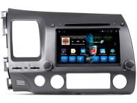 Штатное головное устройство на OS Android 10.1 для Honda Civic Sedan