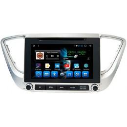 Штатное головное устройство для Hyundai Solaris