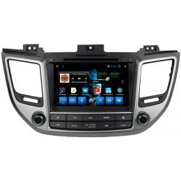 """Штатное головное устройство для Hyundai Tucson 2015-2019 Экран 8"""""""