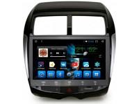 Штатное головное устройство на OS Android 7.1.1 для Mitsubishi / Peugeot / Citroen