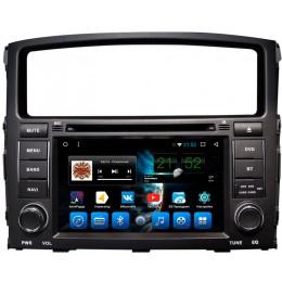"""Штатное головное устройство для Mitsubishi Pajero Экран 7"""""""