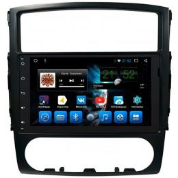"""Штатное головное устройство для Mitsubishi Pajero Экран 9"""""""