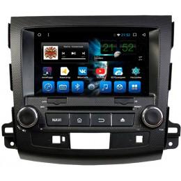 """Штатное головное устройство для Mitsubishi / Peugeot / Citroen Экран 8"""""""