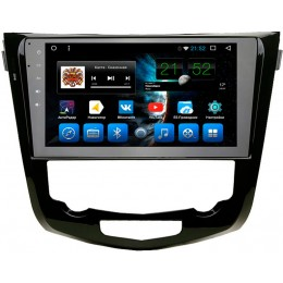 """Штатное головное устройство для Nissan Qashqai, X-Trail T32 Экран 10,1"""""""