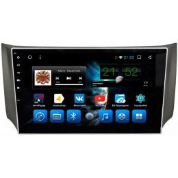"""Штатное головное устройство для Nissan Sentra Экран 10,1"""""""