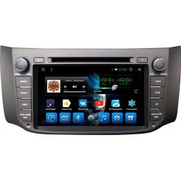 """Штатное головное устройство для Nissan Sentra Экран 8"""""""