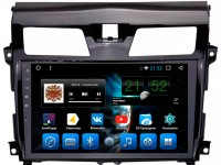 Штатное головное устройство для Nissan Teana на OS Android 7.1.1