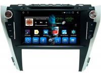 Штатная мультимедийная система Mstar на OS Android 7.1.1 для Toyota Camry XV55