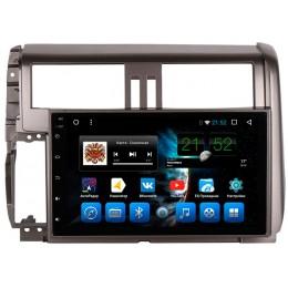 """Штатное головное устройство для Toyota LC Prado 150 2009-2013 Экран 9"""""""