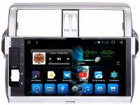 Штатное головное устройство для Toyota LC Prado 150 на OS Android 7.1.1