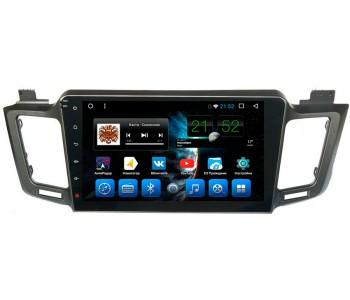 """Штатное головное устройство для Toyota Rav4 40 Экран 10,2"""""""