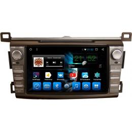 """Штатное головное устройство для Toyota Rav4 40 Экран 8"""""""