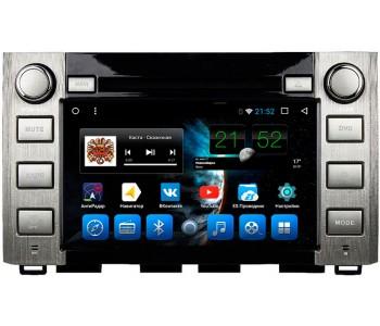 """Штатное головное устройство для Toyota Tundra III Экран 8"""""""