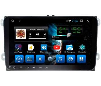 """Штатное головное устройство для VW, Skoda Экран 9"""""""