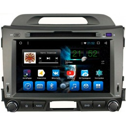 """Штатное головное устройство для Kia Sportage III Экран 8"""""""