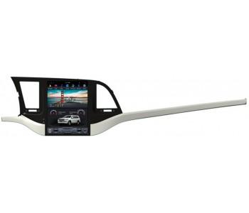 """Штатное головное устройство для Hyundai Elantra Экран 12,1"""""""