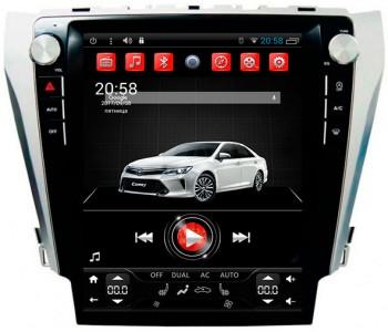 """Штатное головное устройство для Toyota Camry XV55 Экран 12,1"""""""