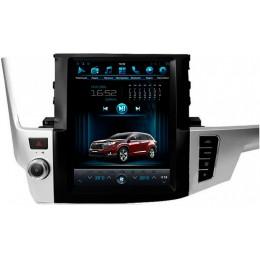 """Штатное головное устройство для Toyota Highlander XU50 Экран 12,1"""""""