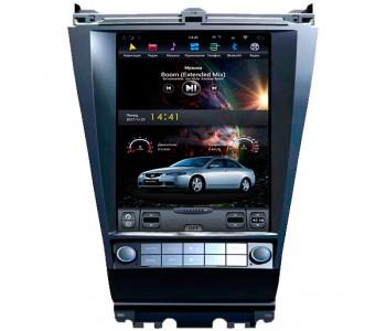 """Штатное головное устройство для Honda Accord 7 Экран 12,1"""""""