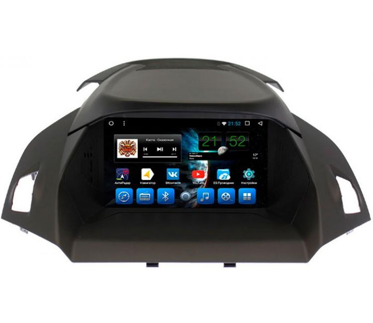 Штатная мультимедийная система на OS Android 7.1.1 для Ford Kuga