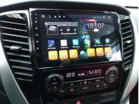 Штатное головное устройство на OS Android 7.1.1 для Mitsubishi Pajero Sport
