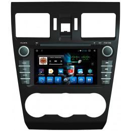 """Штатное головное устройство для Subaru XV, Forester, Impreza, 2012 Экран 7"""""""