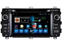 Штатное головное устройство Mstar на OS Android 10.1 для Toyota Auris E180