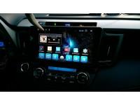 Штатное головное устройство на OS Android 7.1.1 для Toyota Rav4 CA40
