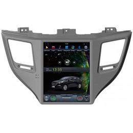 """Штатное головное устройство для Hyundai Tucson 2015-2019 Экран 10,4"""""""
