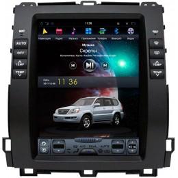 """Штатное головное устройство для Lexus GX470 Экран 10,4"""""""