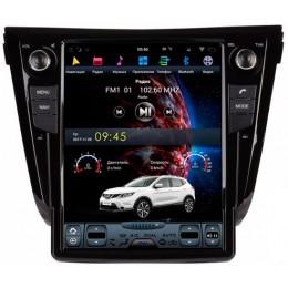 """Штатное головное устройство для Nissan Qashqai Экран 12,1"""""""