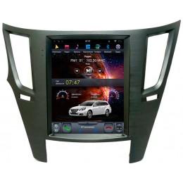 """Штатное головное устройство для Subaru Legacy, Outback Экран 10,4"""" ч"""