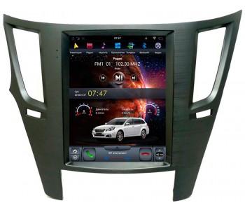 """Штатное головное устройство для Subaru Legacy, Outback Экран 10,4"""""""