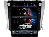 Штатное головное устройство для Toyota Camry XV50 и XV55 на OS Android 9.0.1, Super Audio